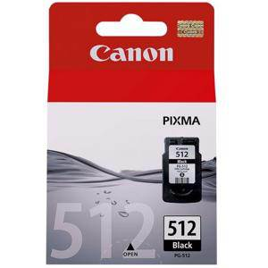 Canon 512 Black Ink Cartridge (400 Pages)