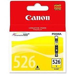 Canon 526 Yellow Ink Cartridge (450 Pages)