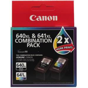 Canon 640/641 Value Pack (2 Pack)