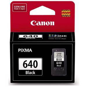 Canon 640 Black Ink Cartridge (180 Pages)