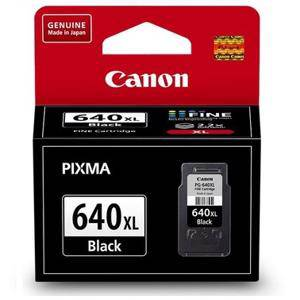 Canon 640XL Black Ink Cartridge (400 Pages)