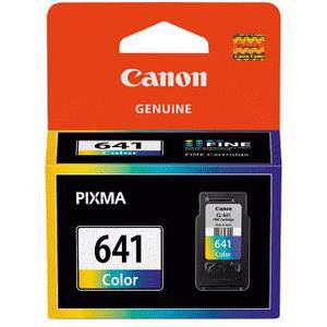 Canon 641 Colour Ink Cartridge (180 Pages)