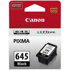 Canon 645 Black Ink Cartridge (180 Pages)