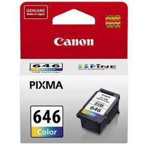 Canon 646 Colour Ink Cartridge (180 Pages)