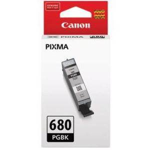Canon 680 Black Ink Cartridge (200 Pages)