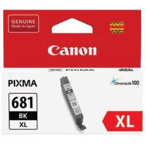 Canon 681XL Black Ink Cartridge (800 Pages)