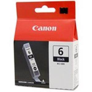 Canon BCI6 Black Ink Cartridge (280 Pages)