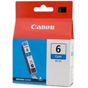 Canon BCI6 Cyan Ink Cartridge (570 Pages)