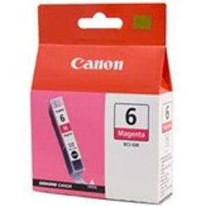 Canon BCI6 Magenta Ink Cartridge (440 Pages)
