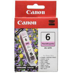 Canon BCI6 Photo Magenta Ink Cartridge (260 Pages)