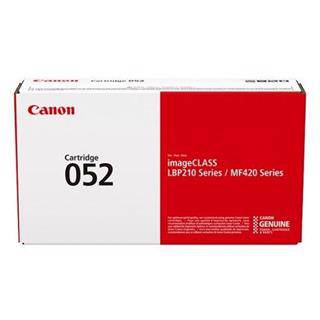 Canon CART052II Black Toner Cartridge (9200 Pages)