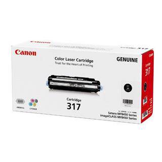 Canon CART317 Black Toner Cartridge (6000 Pages)
