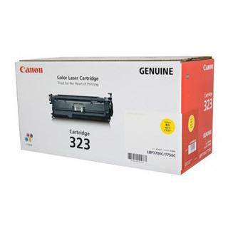 Canon CART323 Yellow Toner Cartridge (8500 Pages)