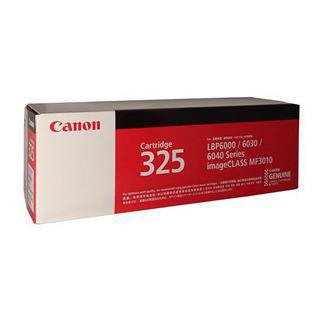 Canon CART325 Black Toner Cartridge (1500 Pages)