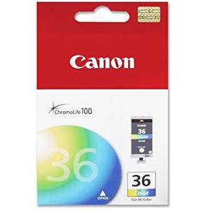 Canon CLI36 Colour Ink Cartridge (250 Pages)