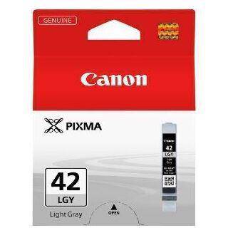 Canon CLI42 Light Grey Ink Cartridge (111 Pages)