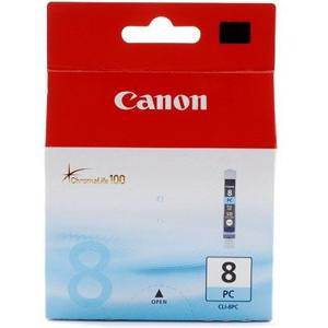 Canon CLI8 Photo Cyan Ink Cartridge (260 Pages)