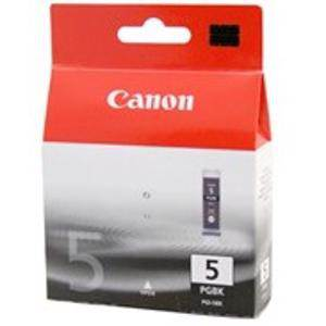 Canon PGI5 Black Ink Cartridge (505 Pages)