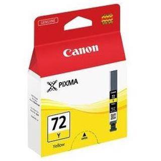 Canon PGI72 Yellow Ink Cartridge (85 Pages)