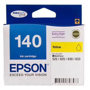 Epson 140 Yellow Ink Cartridge (755 Pages)