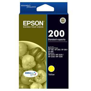 Epson 200 Yellow Ink Cartridge (165 Pages)