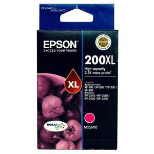 Epson 200XL Magenta Ink Cartridge (450 Pages)