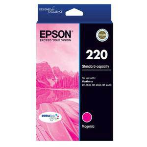 Epson 220 Magenta Ink Cartridge (165 Pages)