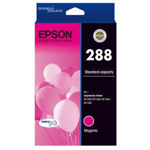 Epson 288 Magenta Ink Cartridge (165 Pages)