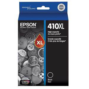 Epson 410XL Photo Black Ink Cartridge (530 Pages)