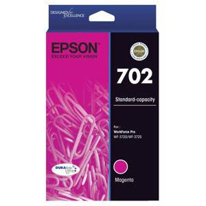 Epson 702 Magenta Ink Cartridge (300 Pages)