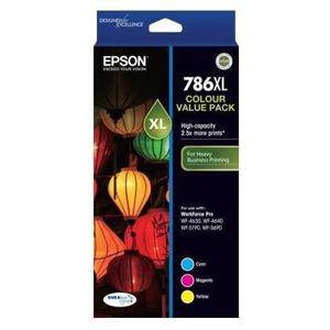 Epson 786XL Value Pack (3 Pack)