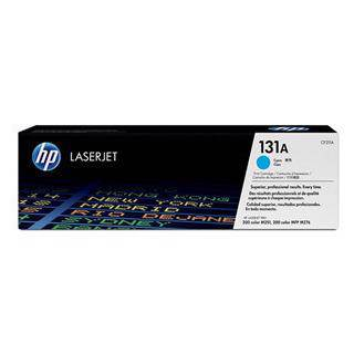 HP 131A Cyan Toner Cartridge (1800 Pages)