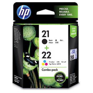 HP 21/22 Value Pack (2 Pack)