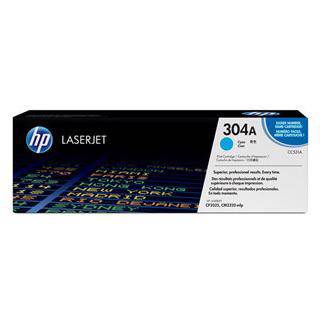 HP 304A Cyan Toner Cartridge (2800 Pages)