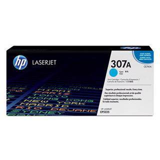 HP 307A Cyan Toner Cartridge (7300 Pages)