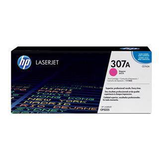 HP 307A Magenta Toner Cartridge (7300 Pages)
