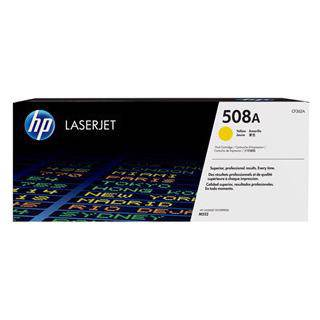 HP 508A Yellow Toner Cartridge (5000 Pages)