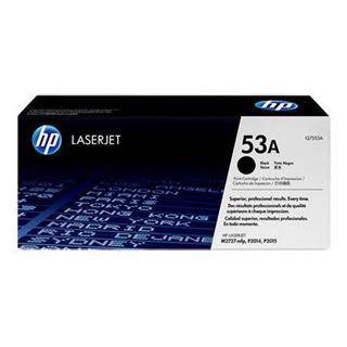 HP 53A Black Toner Cartridge (3000 Pages)