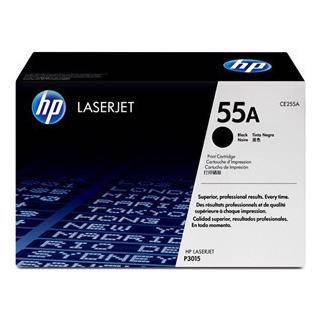 HP 55A Black Toner Cartridge (6000 Pages)