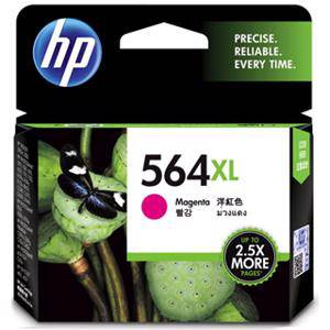 HP 564XL Magenta Ink Cartridge (750 Pages)