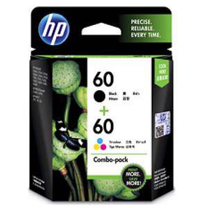 HP 60/60 Value Pack (2 Pack)