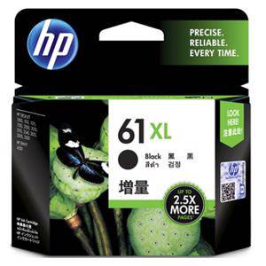 HP 61XL Black Ink Cartridge (480 Pages)