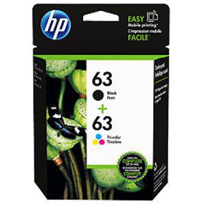 HP 63/63 Value Pack (2 Pack)