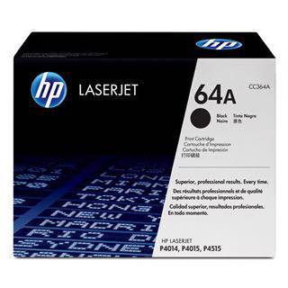 HP 64A Black Toner Cartridge (10,000 Pages)