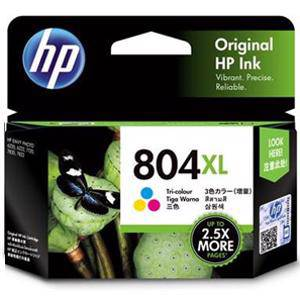 HP 804XL Colour Ink Cartridge (415 Pages)