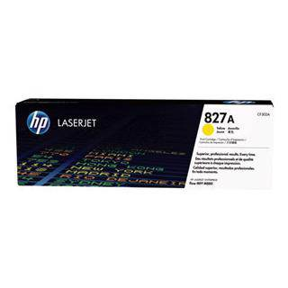 HP 827A Yellow Toner Cartridge (32,000 Pages)