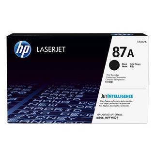 HP 87A Black Toner Cartridge (9000 Pages)