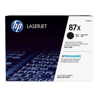 HP 87X Black Toner Cartridge (18,000 Pages)