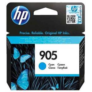 HP 905 Cyan Ink Cartridge (315 Pages)