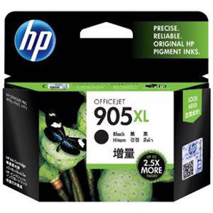 HP 905XL Black Ink Cartridge (825 Pages)